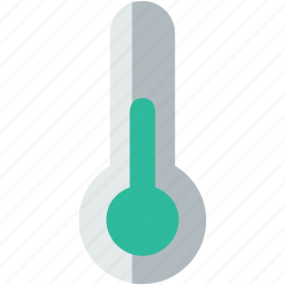 cold, forecast, hot, temperature, weather icon