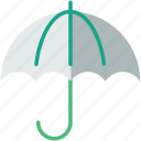 forecast, protection, umbrella, weather icon