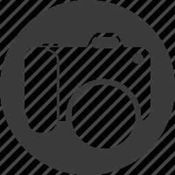 cam, camera, dslr, photography icon