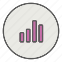 analysis, analytic, analytics, report icon