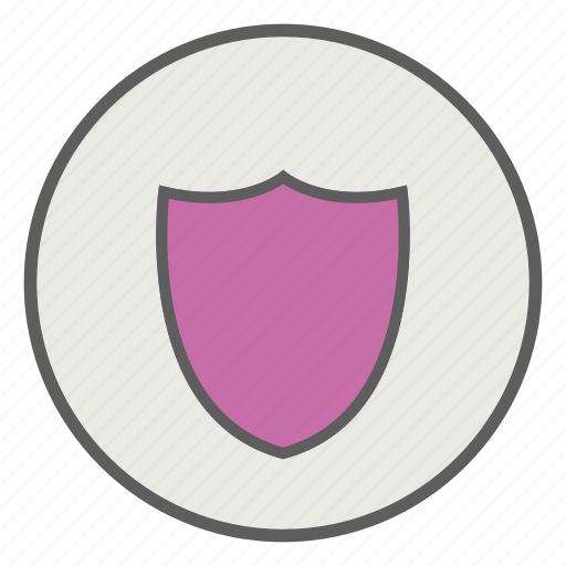 insurance, security, shield icon