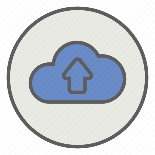 Cloud, upload, computing, network icon - Download on Iconfinder