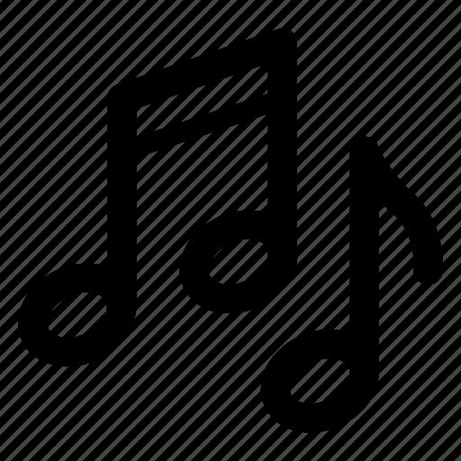 audio, music, play, sound icon