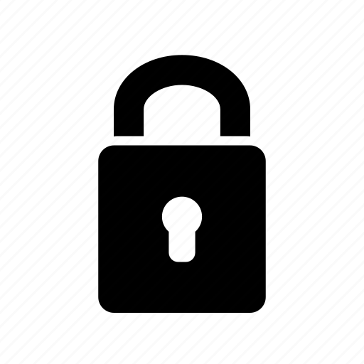Browser, lock, locked, password, security, web icon - Download on Iconfinder