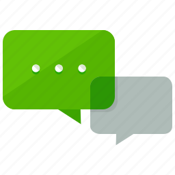 apps, chat, chatting, conversation, message, text, web icon