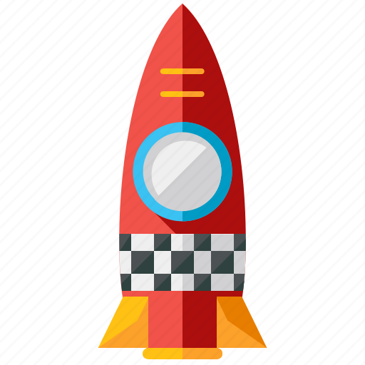 application, apps, launch, rocket, target, web icon