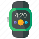 application, apps, clock, time, watch, weather, web icon