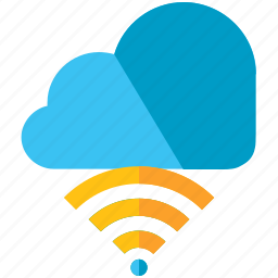 application, apps, cloud, internet, storage, web, wireless icon