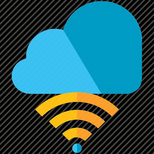 application, apps, cloud, internet, storage, web, wireless icon