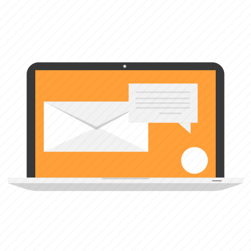 chat, comunication, email, inbox, letter, mail, message icon