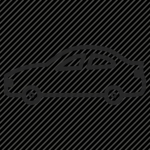 auto, automotive, car, transportation, vehicle icon