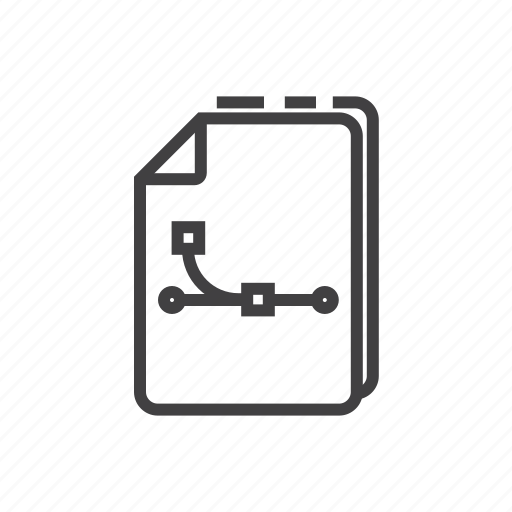 extension, file, files, format icon