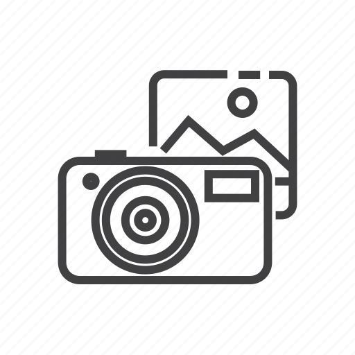 gallery, photography, photos, picture icon