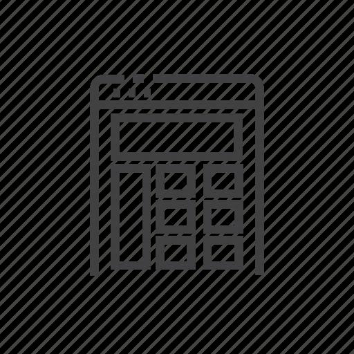 design, interface, layout, web, website icon