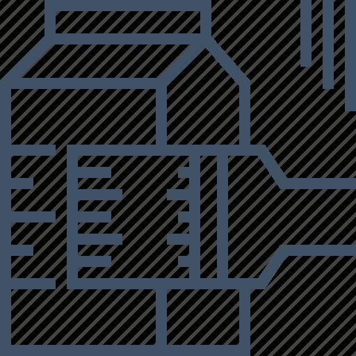 box, design, graphic, idea, package icon