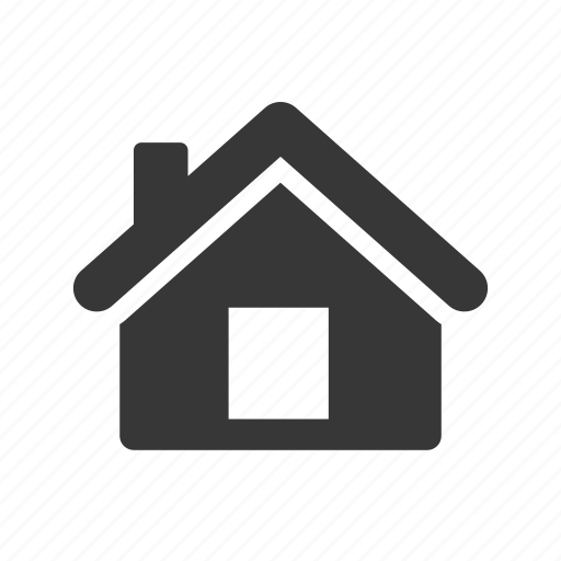 building, home, house, interface, raw, simple, web icon