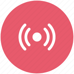 mobile signals, radio signals, radio signals waves, signals, signals waves, telephone signals, voice signals icon
