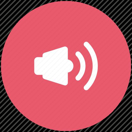 sound, speaker, voice, volume icon