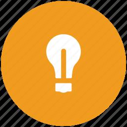 bulb, concept, creativity, idea, imagination, light, lightbulb icon