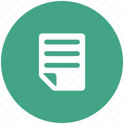 daily sheet, doc, document, documents sheet, note sheet, sheet, text icon