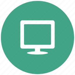 desktop, display, lcd, monitor, screen, web screen icon