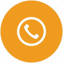 call, communication, contact, contact us, phone, telephone receiver icon