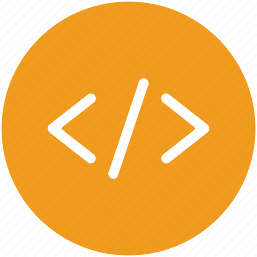 coding, div, html, html language, html5, programming, web programing icon