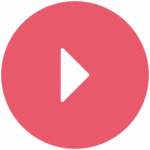 audio play, media, multimedia, play, player, video play icon