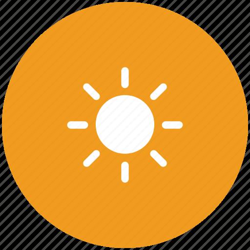 day, daylight, sun, sun light, sunny, sunshine, web icon