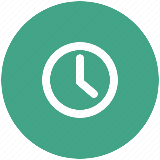 appointment, clock, round clock, schedule, timer, wall clock icon