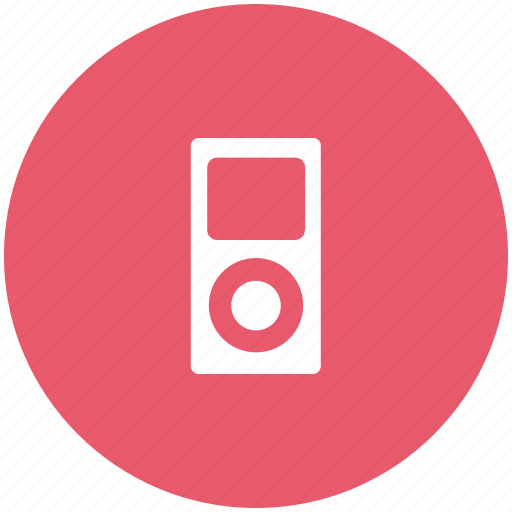 audio, ipod, multimedia, music, music player, player icon