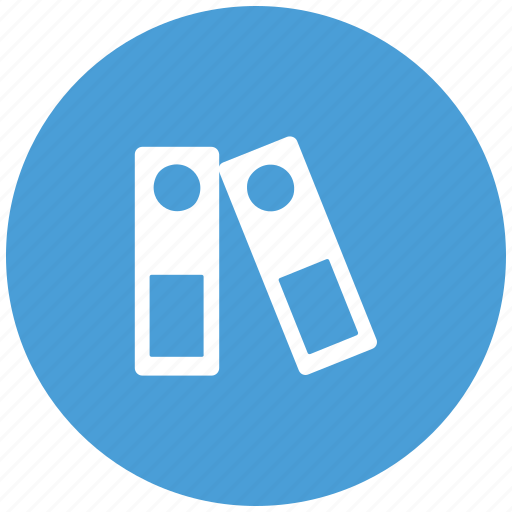 archive, documents, office file, paper file icon