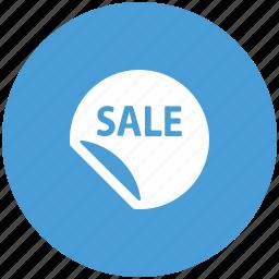 label, sale, sale label, sale tag, sign, sticker, tag icon
