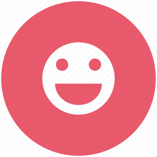 emoticons, happy, smile, smiley icon