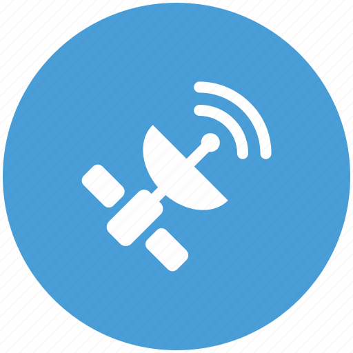 antenna, communication, mobile signals, satellite, signals, space, wifi signals icon
