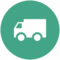 delivery, delivery van, transport, transport van, van, vehicle icon