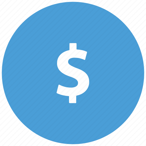 currency, dollar, dollar sign, finance, financial, sign icon