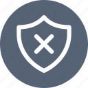 check, protection, safety, security, shield icon