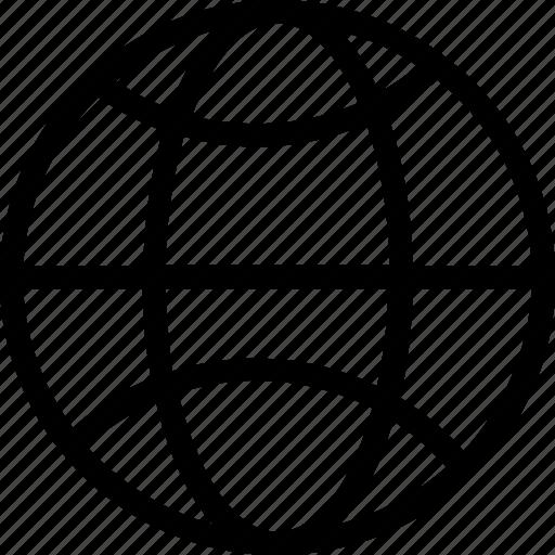 global, globe, grid, internet, online icon