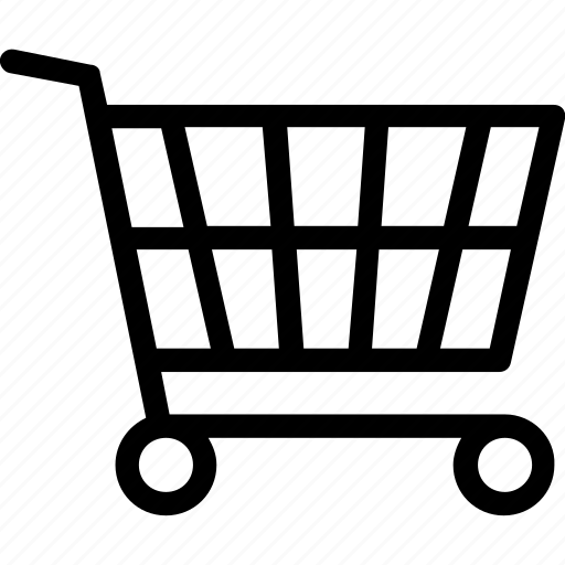 buy, cart, shopping, supermarket, trolley icon