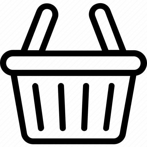 basket, buy, grocery, shopping, store icon