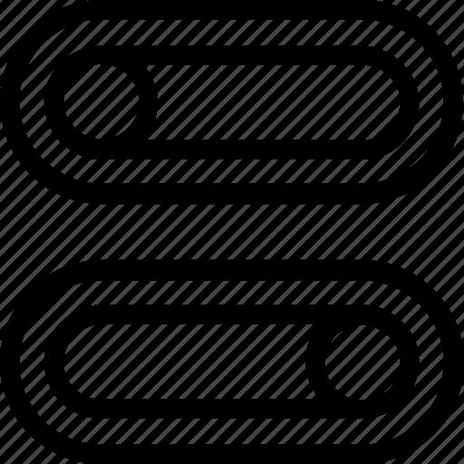equalizer, preferences, settings, tweaks, volume icon