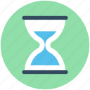 chronometer, egg timer, hourglass, sand timer, timer icon