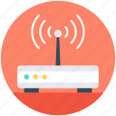 internet device, wifi modem, wifi router, wifi signals, wireless internet