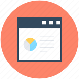 seo graph, web analytics, web ranking, web rating, webpage icon