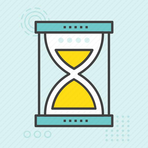 Chronometer, egg timer, hourglass, sand timer, timer icon - Download on Iconfinder