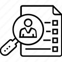 case, case study, study, find user, magnifier