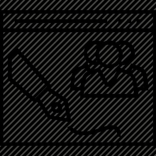 key, public signature verification key, security, signature, web icon