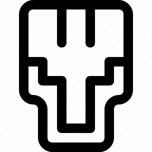 connector, rj45 icon