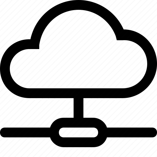 cloud, connection, server, share icon